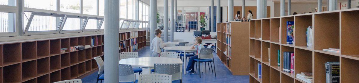 Biblioteca AEFGA
